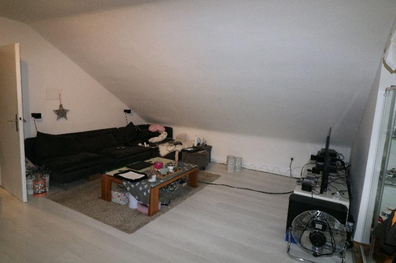 Wohnzimmernische