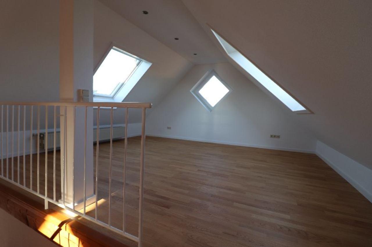 offene Galerie als 4. Zimmer